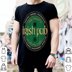 Premium Brendan's Irish Pub St. Patrick's Day Party shirt