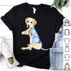 Pretty Women Gifts Labrador Dog Tattoo I Love Mom shirt