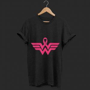 Breast Cancer Awareness Wonder Hero Woman shirt