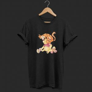 Disney Winnie the Pooh and Tigger Easter Eggs shirt