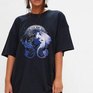 Dragon lovers Two Dragons shirt 2