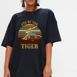 Eye of the tiger vintage shirt 2