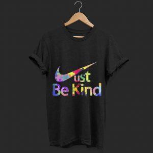 Just Be Kind Autism Awareness shirt