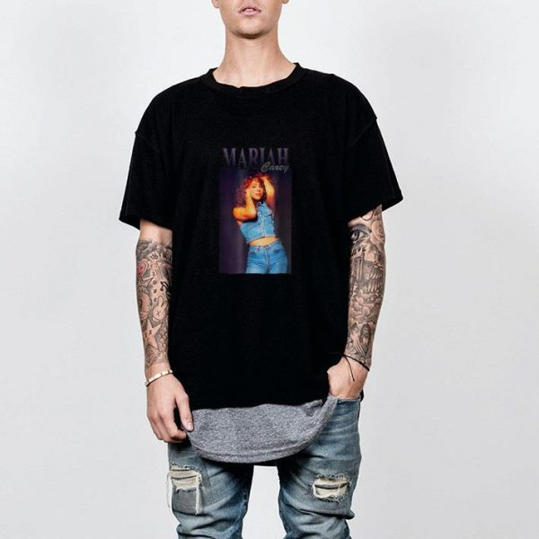 Mariahs Careys shirt