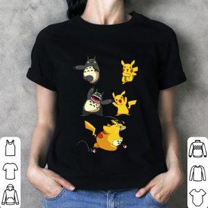 Pikachu fusion Totoro became Totochu or Pikaro shirt 2