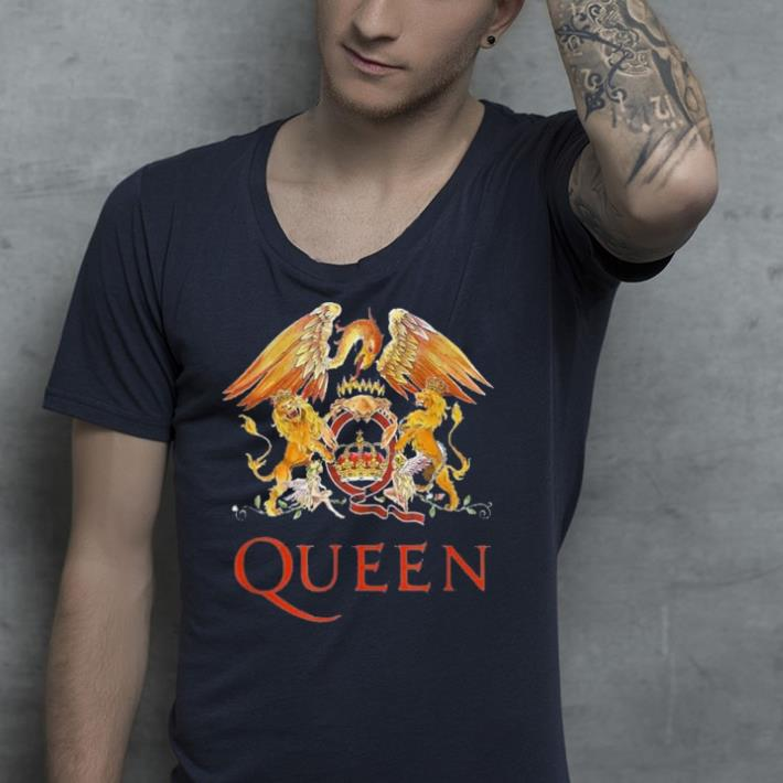 Queen Freddie Band shirt 4 - Queen Freddie Band shirt