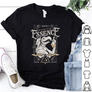 Skektek's organic gelflino Essence crystal science shirt