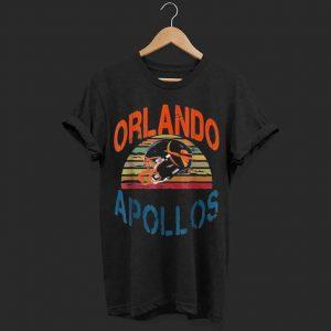 Vintage Orlando Football Apollos shirt