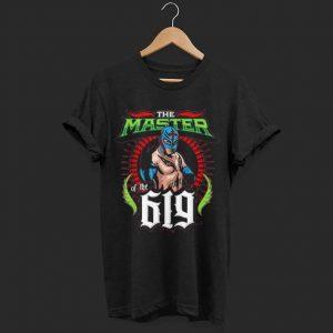 WWE Rey Mysterio Master of The 619 shirt