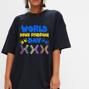 World Down Syndrome Day Awareness shirt 2