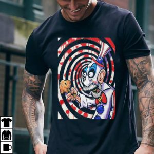 Captain spaulding fried chicken shirt