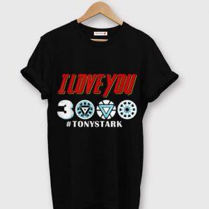I Love You 3000 End Game Tony Stark shirt