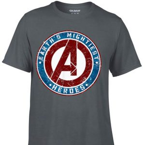 Marvel Avengers Earth's Mightiest Heroes shirt