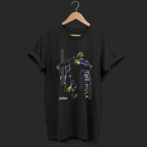 Marvel Avengers Endgame Hulk shirt