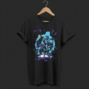 Marvel Avengers Endgame Super Heroes vs Thanos shirt