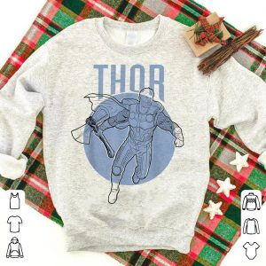 Marvel Avengers Endgame Thor Outline shirt