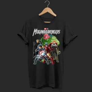 Marvel Avengers One piece Mugiwaravengers shirt