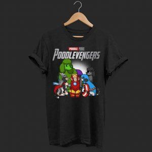Marvel Avengers Poodle Poodlevengers shirt