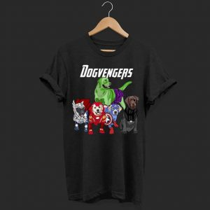 Marvel avenger frenchie labrador shirt