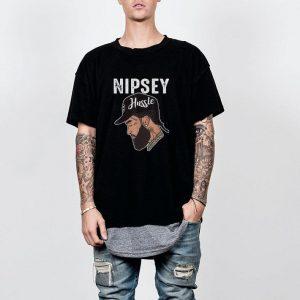 Vintage young king Nipsey Hussle shirt