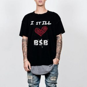 We All Love Backstreet Back Great Boys shirt