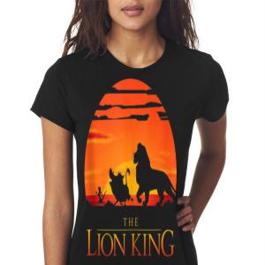 Disney Lion King Classic Sunset Walk shirt 2