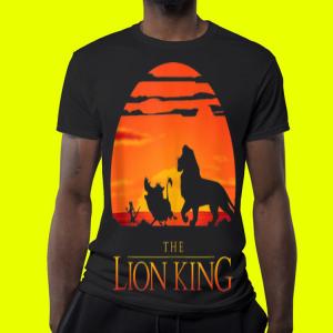 Disney Lion King Classic Sunset Walk shirt 3
