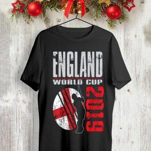 England World Team Cricket 2019 shirt