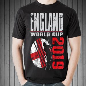 England World Team Cricket 2019 shirt 1