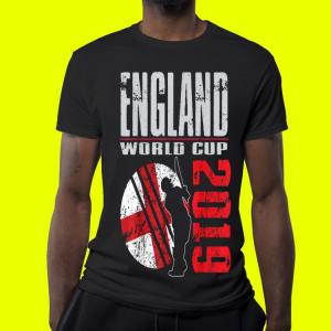 England World Team Cricket 2019 shirt 3