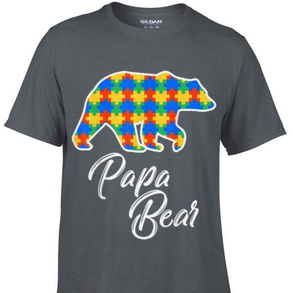 Bear Autism Puzzle Awareness shirt