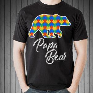 Bear Autism Puzzle Awareness shirt 1