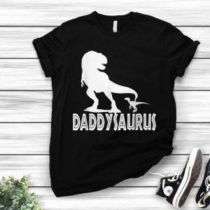 Daddys Saurus Dinosaur Fathers Day shirt
