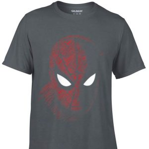 Marvel Spider-Man Far From Home Close Up shirt
