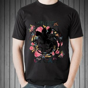 Mother of Cats Flower Game Of Throne shirt