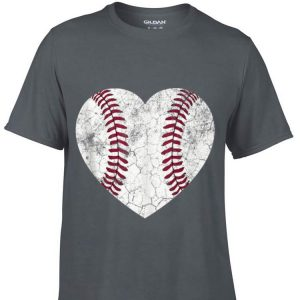 Mother's Day Baseball Heart shirt