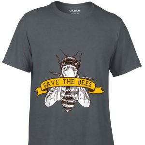 Save The Bees Honeybee shirt
