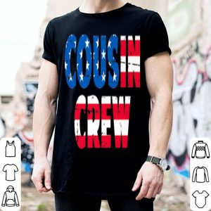 4th Of July Cousin Crew shirt