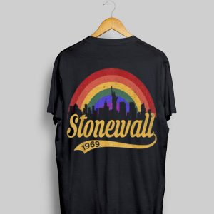 90's Style Vintage Stonewall Gay Pride Lbgtq Rights shirt