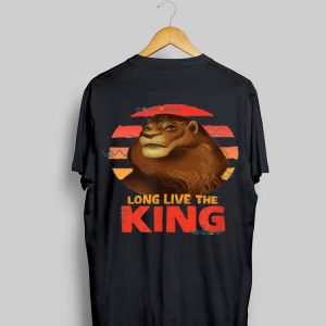 Disney Lion King Simba Long Live the King Movie shirt