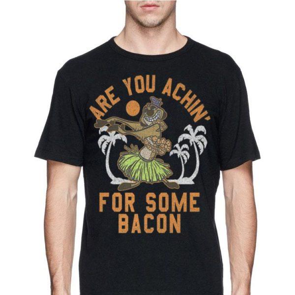 Disney Lion King Timon Achin For Some Bacon shirt
