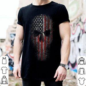 Epic Usa Military American Skull Flag Patriot shirt