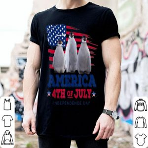 Independence Day Penguin shirt