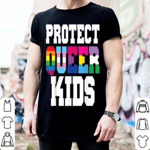 Protect Queer LGBT Awareness Gay Lesbian Pride shirt