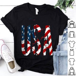 USA American Flag Independence Day shirt