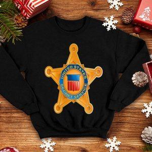 United States Secret Service shirt