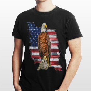4Th Of July American Flag Eagle Independence Day Patriotic shirt