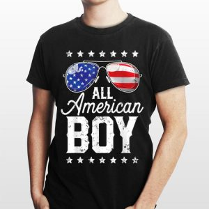 All American Boy 4Th Of July Sunglasses shirt