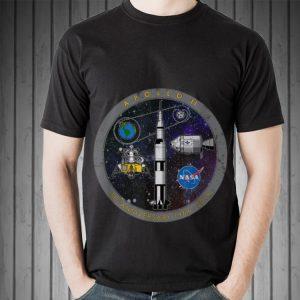 Apollo 11 50 Anniversary 1969 2019 Circle Logo sweater