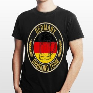 Beer Germany Drinking Team Casual shirt